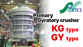 Earthtechnica 'Primary Gyratory Crusher'