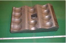 セメントミル用胴体ライナー(SUWライナ)