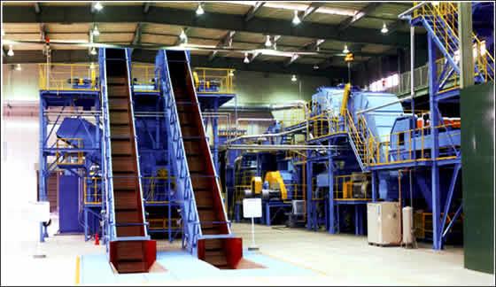 一般廃棄物対応型 RPF製造設備